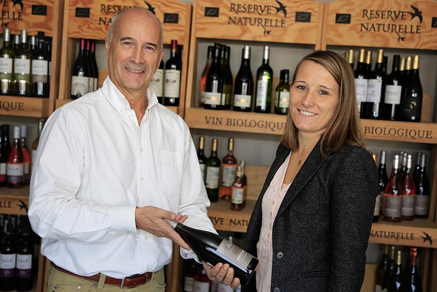 Carole Frelin rejoint son père à la tête de l'entreprise