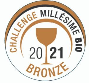 CMB 2021 médaille de BRONZE