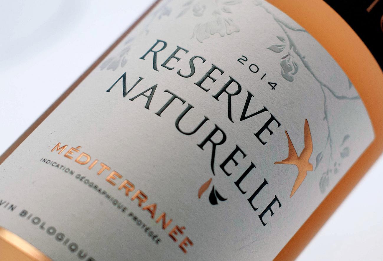 GOLD MEDAL -RESERVE NATURELLE – Rosé PRESTIGE 2014