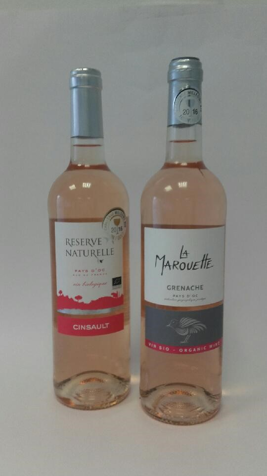 GORLD and SILVER: 2 AWARDS for our Rosé wines